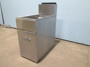 imperial Ifs 40 Heavy Duty Commercial nsf Natural Gas 40 Deep Fryer