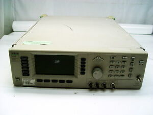 Wiltron 68369b Synthesized Signal Generator