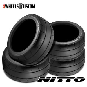 4 X New Nitto Nt05r 315 35 20 970 Max Performance Tire