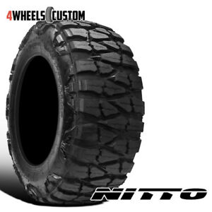 1 X New Nitto Mud Grappler X terra 315 75 16 127 124p Mud Terrain Tire