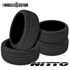 4 X New Nitto Nt555 G2 315 35 20 110w Ultra high Performance Sport Tire