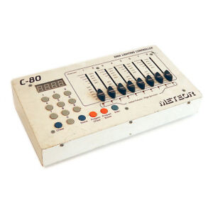 Meteor C 80 Dmx Lighting Controller
