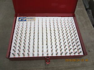 Ralmikes Pin Gauge Set 044 1 m 0 061 0 250