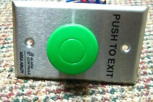 Assa Abloy Alarm Controls Ts 14 1 5 Pneumatic Push To Exit Button New
