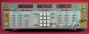 Wiltron 6617a 02 Sweep Generator 10 Mhz 8 Ghz