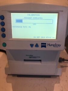 Humphery Fdt 710 Visual Field Analyzer Excellent Condition warranty