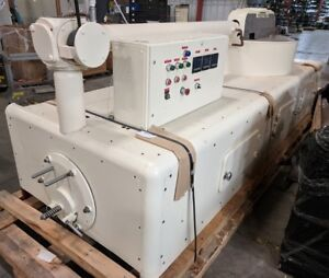 New Rasch Tr 20 2000 Kg hr Chocolate Tempering Unit