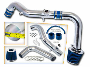 For 2007 2010 Scion Tc 2dr Coupe 2 4l L4 Cold Air Intake Blue Filter