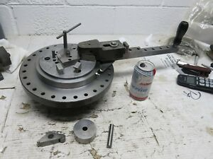 Nice Strippit Diacro 1a Totary Bender With Tooling