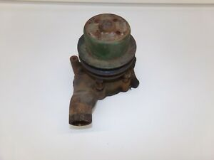 Oliver 770 Gas Tractor Fan Blade Pulley And Water Pump