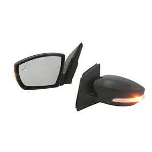 Fits 2013 2016 Ford Escape Power Mirror Left Hand Driver Side