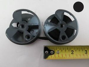 Compatible With Royal Std Electric 1 2 Black Fabric Typewriter Ribbon New