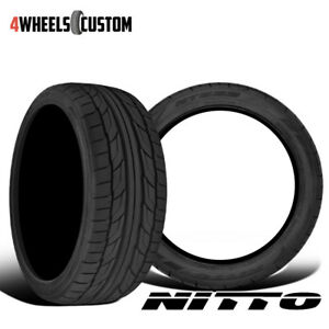 2 X New Nitto Nt555 G2 315 35 20 110w Ultra high Performance Sport Tire