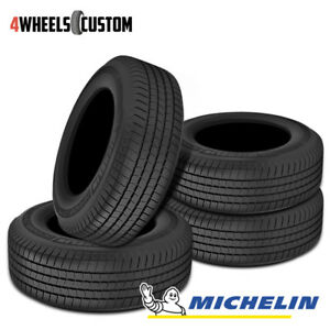 4 X New Michelin Defender Ltx M s 245 70 17 119 116r Highway All season Tire