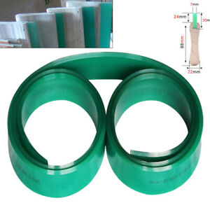71 70 Duro Durometer Silk Screen Printing Squeegee Blue Blade Screenprinting