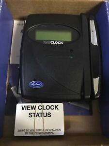 Lathem Pay Clock Model Pc100 Payclock E z Time Puncher Free Shipping