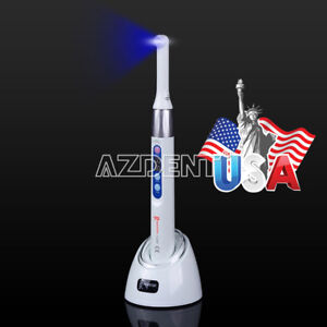 Original Woodpecker Iled Curing Light Lamp 2300mw cm 1 Second Cure 2mm Resin