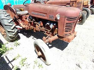 Farmall International 300 Utility Tractor Hydraulic Pump