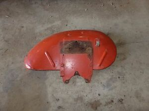 Allis Chalmers Wd Wd45 Tractor Nice Fenders