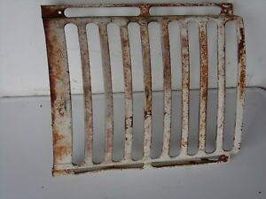 Oliver 770 Gas Tractor Front Grill Nice