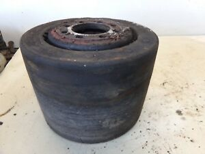 Farmall 400 Wheatland Diesel Tractor Belt Pulley