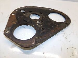 Oliver 70 Tractor Plate