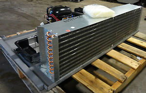 new H duty Commercial 1ph embraco 4fans Refrigeration Unit W evaporator Pan