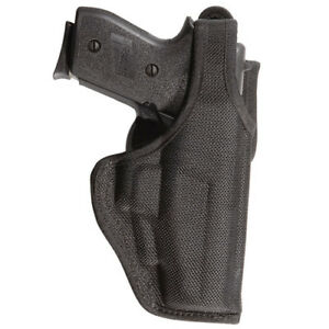Bianchi 18774 Black Accumold 7120 Defender Duty For Glock 19 23 Gun Holster
