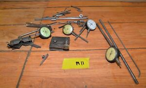 Machinist Stand Dial Indicator Test Surface Gauge Collectible Inspection Tools