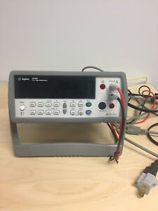 Agilent 34405a 5 5 Digit Multimeter