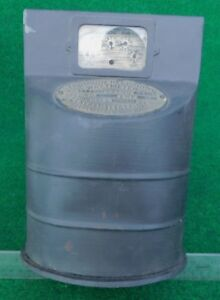 General Electric Co Thomson Recording Watthour Meter Antique Electrical Meter