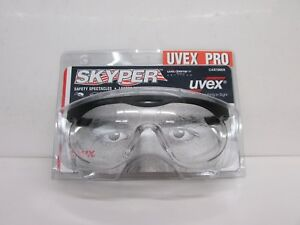 New Lot Of 10 Uvex Pro Skyper Safety Glasses cas1900x