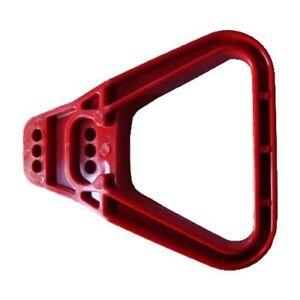 Electric Forklift Truck Battery Charger Connector Handle Replacement Part Red