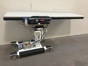 Morgan Medesign Portable C arm Fluoroscopy Table Fltltefw 5 Motions Warranty