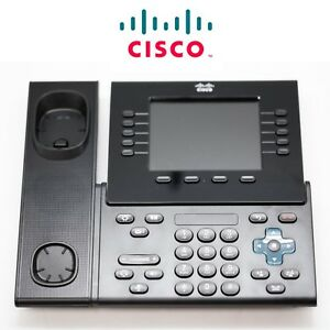 Cisco 9900 Series Unified Voip Ip Phone 9951