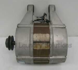 Front Load Washer Motor 3ph 380 220v For Ipso We73 Used