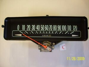 1968 Chevy Impala Speedometer very Nice Near Mint Condition all Works
