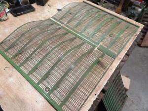 John Deere G Nos New Inner Grill Screens F654r