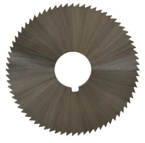 Niagara Cutter 07850 6 X 3 16 X 1 1 4 Staggered Slitting Saw 40 Teeth Hss