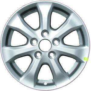 69495 Refinished 2007 2013 Toyota Camry 16 Inch Wheel Rim Chrome