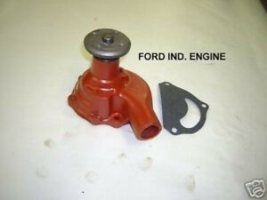 Ford Water Pump Industrial Engine 134 172