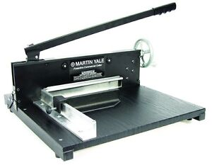Martin Yale Commercial quality 200 sheet Paper Cutter 7000e Paper Cutter New