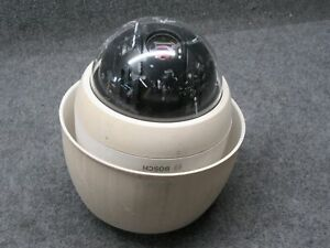 Bosch Autodome Vg4 524 ecs0c Ntsc Ptz Dome Security Camera tested