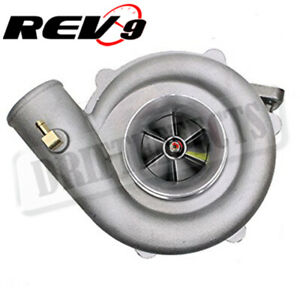 Rev9 Tx 50e 57 Turbo Charger Turbocharger 63ar T3 Flange 5 Bolt Exhaust 400hp