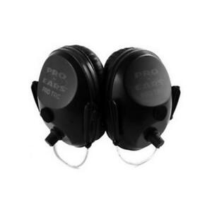 Pro Ears Gspt300bbh Pro Tac Plus Gold Black Behind The Head