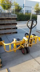 2 Gently Used Pallet Jacks Good Condition