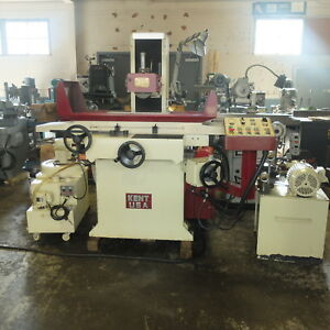 10 X 20 Kent 3 Axis Automatic Surface Grinder Model Sgs 1020 Ahd 2000