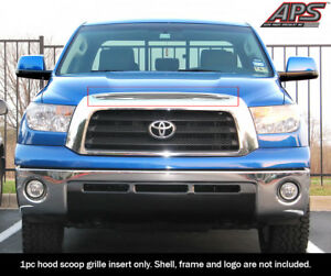 For 2007 2009 Toyota Tundra Stainless Steel Chrome Mesh Grille