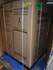 New Edgestar Br7001ss Full Size Built in Kegerator Stainless Steel Door W tap