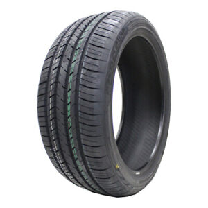 2 New Atlas Force Uhp 295 25r28 Tires 2952528 295 25 28